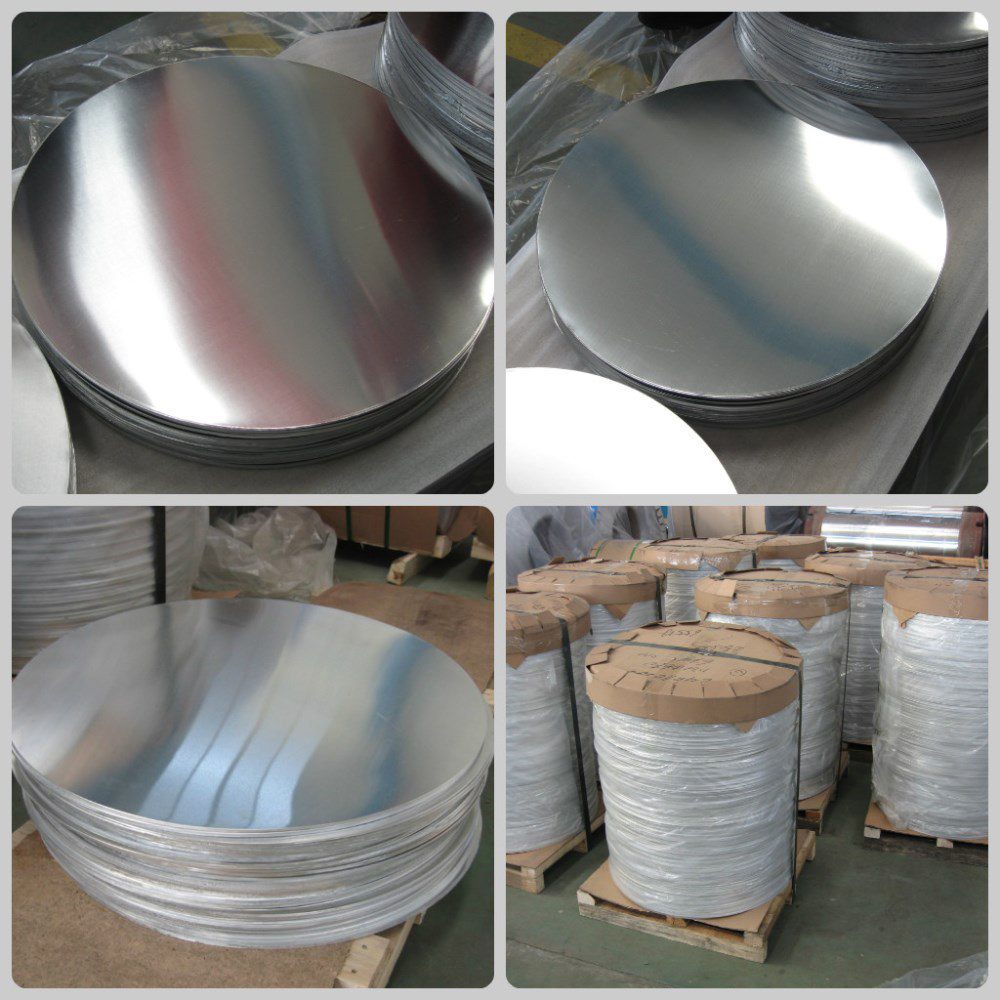1050 1060 3003 3004 5083 aluminum circle sheet