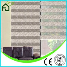 cheap price zebra blinds double layer roller shutter day night blinds/Hot sale Window S hades