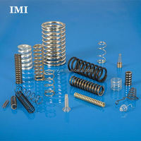 IMI Industry Parts ISO9001 14001 16949 Certificate Heavy Duty metal metal long lee compression springs