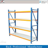 standard powder coating metal supermarket grocery shelf
