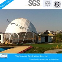 New product for 2015! Factory price inflatable big clear dome tent for sale!
