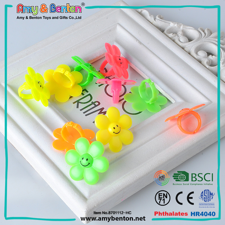 Hongkong toys & games Fair kids fake jewelry fashion replica rings
