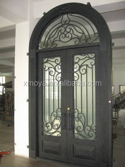 Latest iron front safety door designs