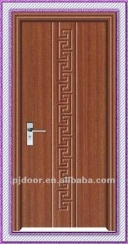 Auspicious clouds teak pvc wood door models buy teak for Teak wood doors models