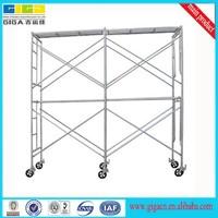 GIGA buy building aluminum mobile scaffolding