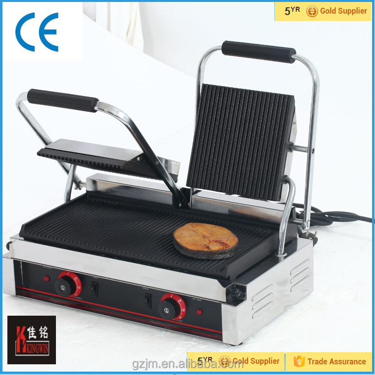 Small Electric Griller ~ Small electric grills kitchen double plate