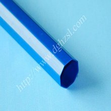 Bule pvc pipe pvc conduit and fittings for toys or another products