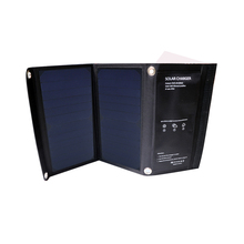 2018 High Quality 15W Mono Foldable Solar Panel Charger