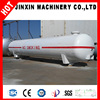 50 cbm China factory price lpg pressure vessels gas tank