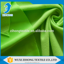 Wholesale fabric polyester and spandex fabric