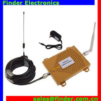 Full Kit 850/1900 dual band signal repeater / high power dual band signal booster