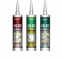 JUHUAN one component neutral cure high grade weathering silicone sealant