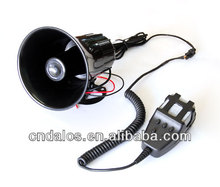 12V police car electronic siren made in China