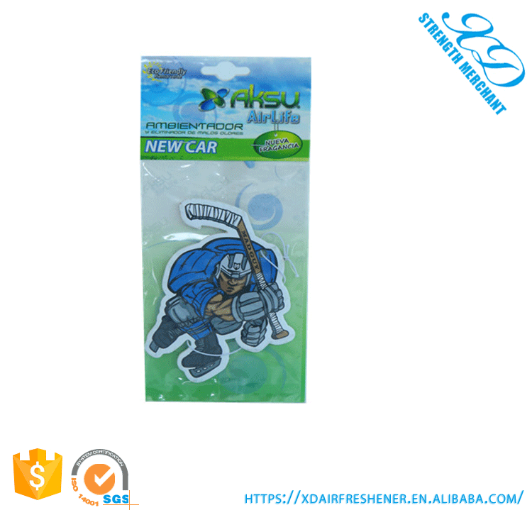High Quality Custom Paper wholesale air freshener
