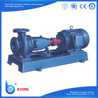 Motor driven Electric high pressure steam boiler feed water pump