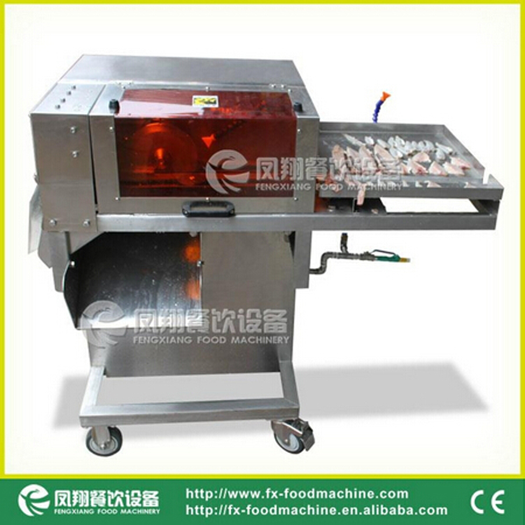 FGB-168 Fish Fillet Processing Machine, Automatic Fish Fillet Machine, Fish Fillet Cutting Machine
