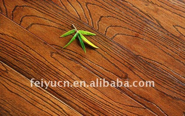 CHUNHONG Imitate Grain Wooden Bamboo Flooring