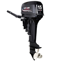 PARSUN 15HP 2-stroke engine compatible for Yamaha E15D outboard engine / boat engine / outboard motor
