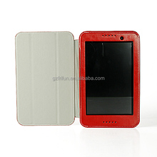 China factory pu leather tablet protective case for lenovo