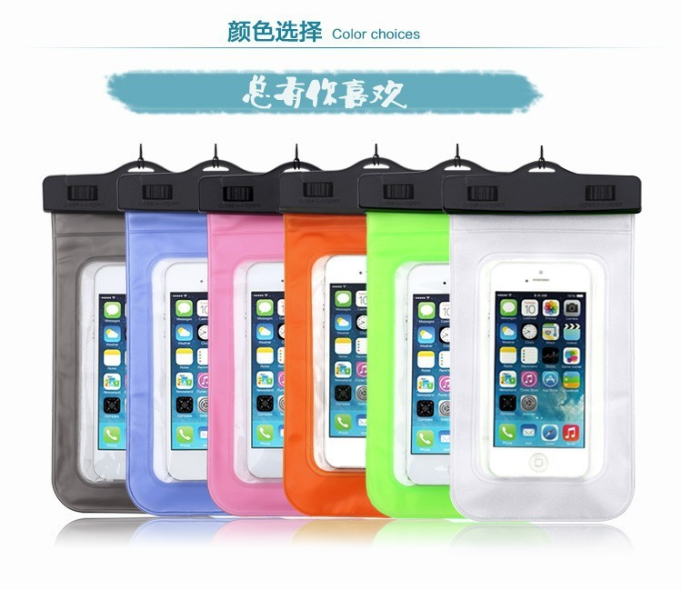 Hot Selling Low Price Universal Waterproof Case for iPhone 7, For iPhone 7 Waterproof Case