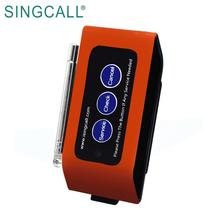 SINGCALL Service Calling Transmitter Pager Button Nurse Call System for Elderly