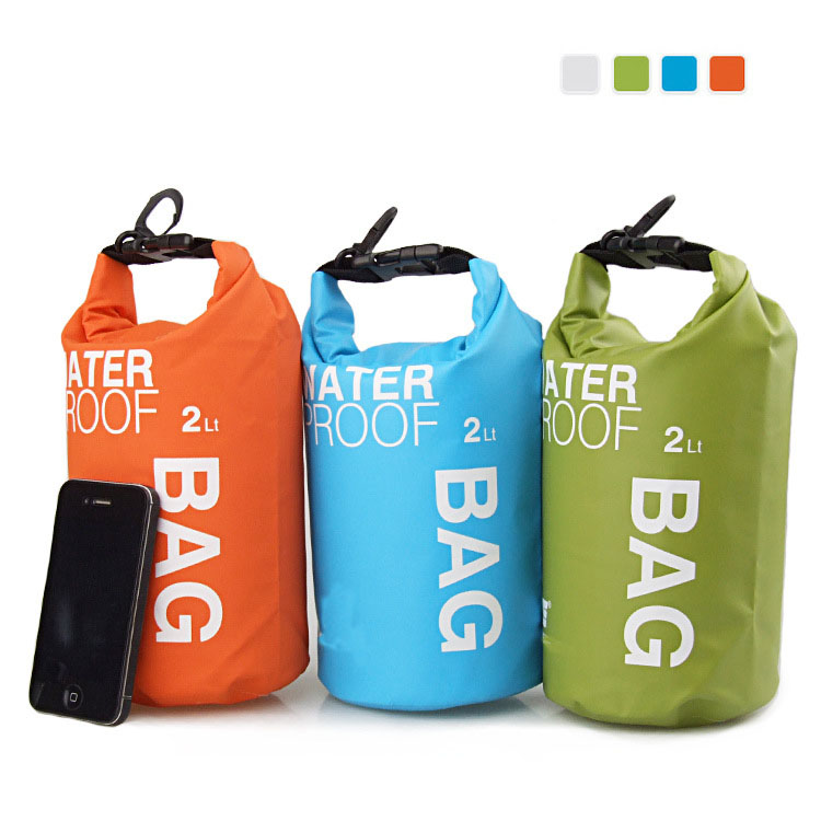 Portable Ultralight Sports Outdoor Travel Rafting Camping Hiking Waterproof Dry Bag