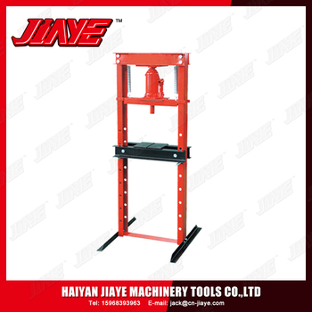 Factory Sell 6Ton Hydraulic Shop Press