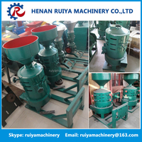 Electric Vertical Milling Machine / high yield buckwheat sheller / Millet Rice peeler