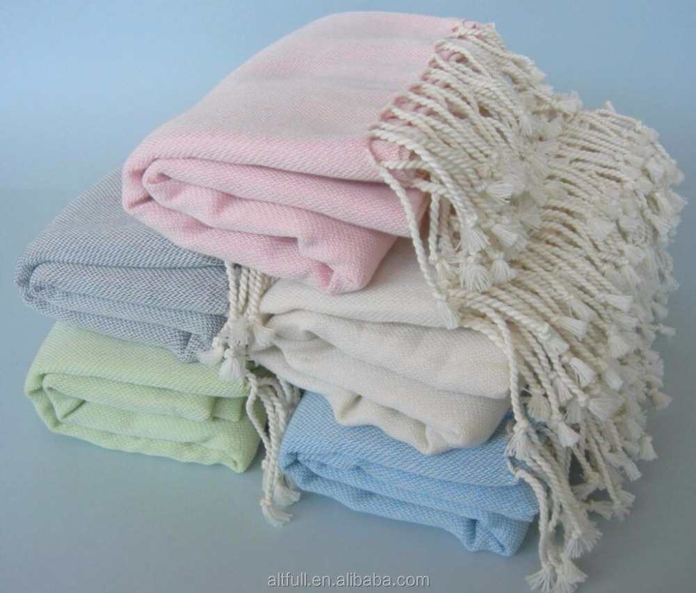 Manufacturer china yarn dyed 100% organic cotton fabric turkish bath towel wholesale
