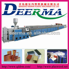 Perfect PVC wood doors and frame making machine /wood picture frame making machine