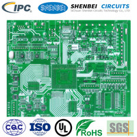 Qualified PCB manufacture PCB assembly power bank pcb board 94v0 circuit board led 24V metal detector circuit board design