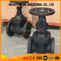 High Quality ANSI Standard Flanged Gate Valve Dimensions
