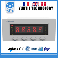Single Phase DC digital display Panel power Meter