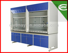 chinese laboratory fume hood with chemical base cabs and top for sale