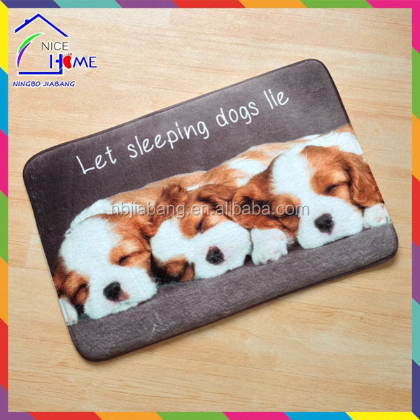 Dog customized professional ice mat / cooling pad for pet