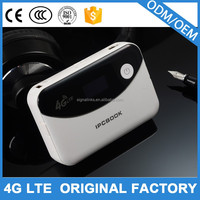 2016 best selling portable 4g lte wireless router wifi 4g lte usb dongle