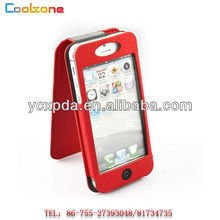 Cell phone cover for Iphone 56, Flip PU leather case for Iphone 5