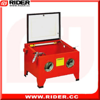 24 gal used sandblasting equipment for sale