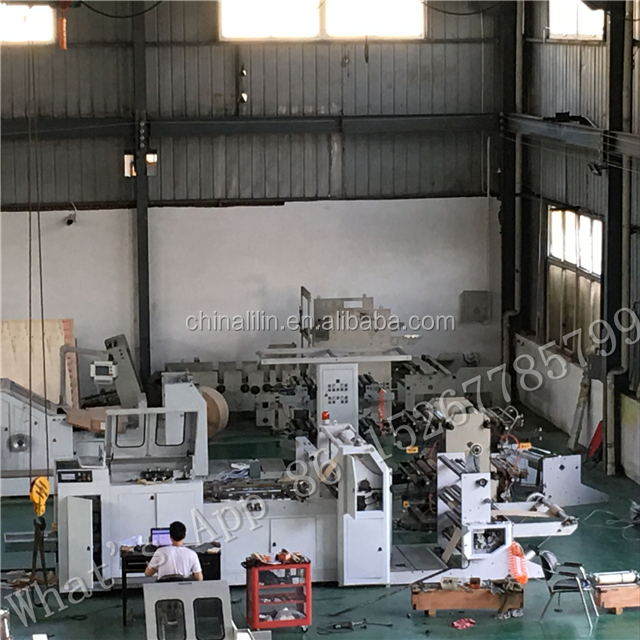 MAQUINAS bread bag making machine production line