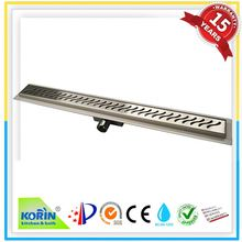 good quality square floor waste drain