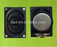 40*30mm 8ohm 3w usb mini speaker for tablet pc