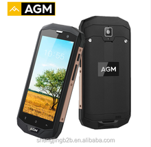 Water Proof Phone AGM A8 US Android 7.0 Smartphone IP68 Quad Core Gorilla Glass 5.0 Inch 4G LTE Mobile Phone 4050mAh