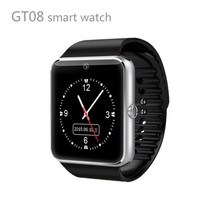 Factory Selling High Quality GT08 Android Smart Watch Phone