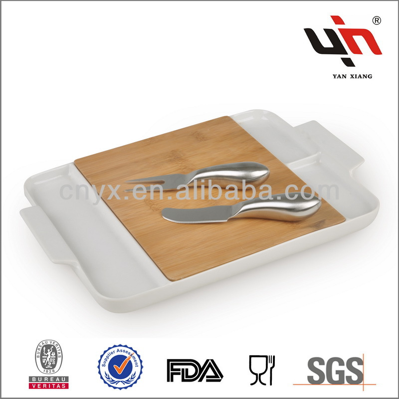 Hot Sales Ceramic Cheese Board
