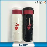 Double Wall Travel Vacuum Thermos Flask Airpot