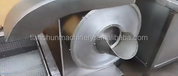 Electric Cutting Machine And Potato Chips Making Machine Manufacture