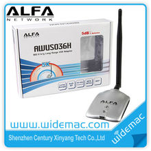 Alfa Network 1000mW USB WiFi Adapter / Realtek 8187L Alfa Network Card