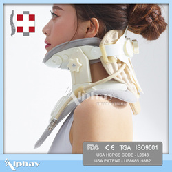 air cervical traction neck pain relieve equipment with FDA