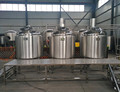 500l beer machine for sale, pub brewing beer equipment in shandong