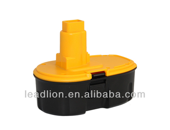Replacement Power Tool Battery for DEWALT 18V 1500mAh DC9096 DE9503 DW9098 DW9095 DW9096